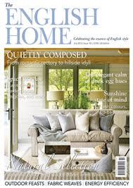 English Home Design Magazines The English Home Magazine Subscription Magazine Cafe