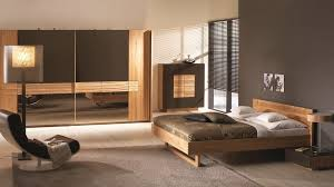 chambre chene massif le lit design en chêne riviera