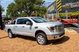 titan nissan 2016 five things we learned about the nissan titan xd