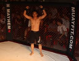 malaysia u0027s most successful mma fighter melvin yeoh wants to make