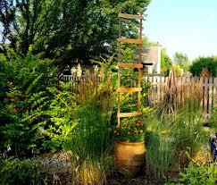 timberlane gardens tall garden trellis decorative ladder