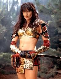 Warrior Princess Halloween Costume Kylie Jenner Xena Esque Ninja Halloween