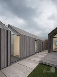 Modern Two Storey House With Streamline Roof by The 25 Best Modern House Design Ideas On Pinterest