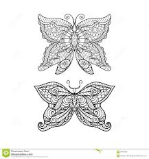 design tattoo butterfly butterfly tattoo design stock images image 20983264