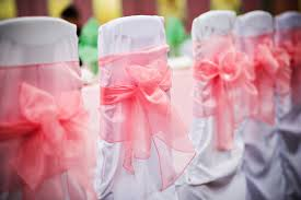 diy wedding chair covers furniture pink ribbon white chair cover patterns wedding facing