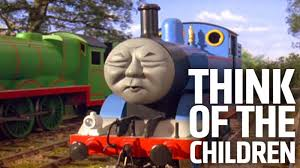 Thomas The Tank Engine Meme - thomas the tank engine is destroying all cartoon vehicles and