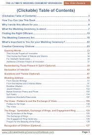 wedding program ceremony wedding ideas tremendous wedding ceremony program script image