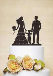 family wedding cake toppers and on wedding preparation photos