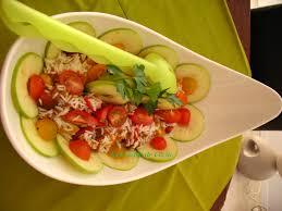 recette cuisine 3 salade zanzibar appropriez vous la recette 3 la cuisine de cécile