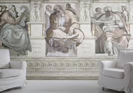 fresco wallpaper mural wallpaper by young u0026 battaglia 56 00 per metre
