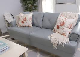how to style a sofa in a statement colour for spring video the