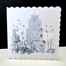 silver anniversary cake card decorque cards