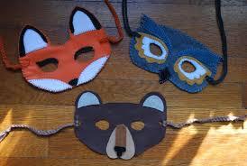 cheap masks diy tutorial diy animal masks diy felt animal masks