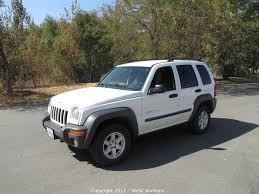 jeep liberty 2003 4x4 auctions auction 2003 jeep liberty sport 4x4 item 2003