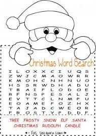 25 unique christmas word search ideas on pinterest printable