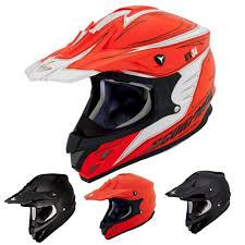 scorpion motocross helmets scorpion vx 34 men u0027s motocross atv dirt bike dot helmets 2015