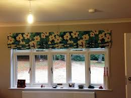 making roman blinds for large windows window treatments design ideas