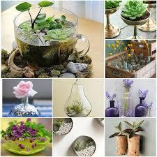 Creative Vase Ideas Creative Ideas On Planter U0026 Vase Diy