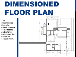 dimensioned floor plan affordable housing project ppt video online download