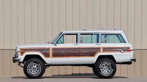 1988 Jeep Grand Wagoneer Custom S159 Chicago 2017