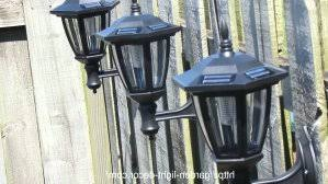 solar deck lights amazon moonrays 95027 solar deck light wall mount sconce round patio