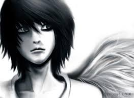 death note l sketch by chilli con carnage on deviantart
