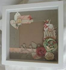 scrapbooking tutorial cornice altered frame by mery frames pinterest cornice scrap and