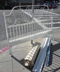 Assemble King Size Bed Frame Bed Frames Cal King Frame Ikea Frames Wrought Vintage Black Iron