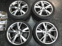 2010 lexus is 250 tires 09 10 lexus is350 is250 factory 18 wheels tires oem rims 74218