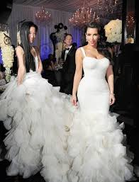 the 25 best kim kardashian wedding dress ideas on pinterest kim