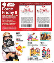 target black friday promo code get gift cards at target with your force friday ii purchases