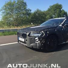 volvo commercial 2016 2016 volvo s90 spied it has thor u0027s hammer headlights autoevolution