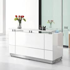 High End Reception Desks High End Reception Desk Office Furniture Cheap Wooden Office Ideas