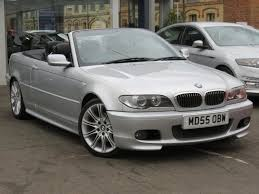 bmw 320ci convertible used bmw 3 series convertible 2 2 320ci m sport 2dr in