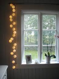 Home Decoration Wedding Get 2 Of White Cotton Ball Lights For Home Decoration Wedding