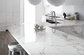 carrara marble kitchen island 36 marbled countertops to ignite your kitchen rev