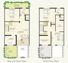 2 Bhk Home Design Plans by 3 Bhk House Plans In India Arts