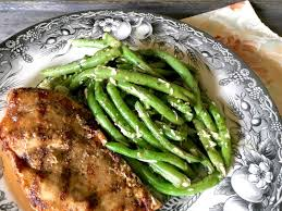parmesan green beans recipe thanksgiving side dishes