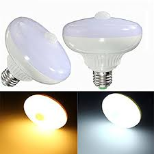 light bulbs with sensors low energy buy rishil world e27 12w 24 smd 5630 auto pir motion sensor led