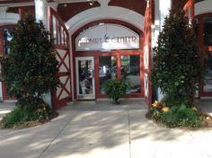wedding venues in augusta ga exterior of marbury center from the courtyard wedding venues in