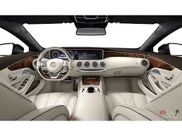 2015 mercedes s class interior mercedes benzs class coupe550 4matic2015 mierins automotive