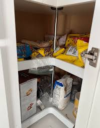 how to organize a lazy susan cabinet how to organize a lazy susan cabinet honeybear