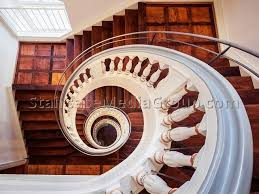 wooden spiral staircase with slide 1 best staircase ideas design