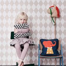 Harlequin Home Decor Harlequin Wallpaper Pink Pink Ferm Living Design Children