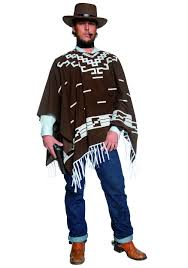 police halloween costume kids western gunman poncho costume clint eastwood blondie costumes