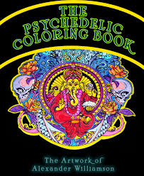 the fungus among us u0026 the psychedelic coloring book soma ink