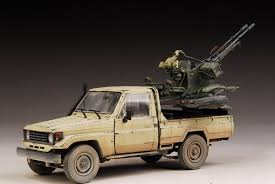 military land cruiser award winner built meng 1 35 toyota land cruiser pickup w zu 23 2