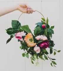 bouquet diy diy silk flower hoop bouquet silk flowers silk and flower