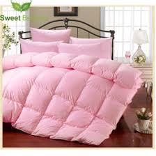 Pink Down Comforter Discount White Down Comforter King 2017 White Down Comforter