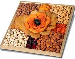 fruit and nut gift baskets fruit and nut gift baskets candy gift baskets online